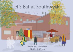let's eat at southwyck invitation