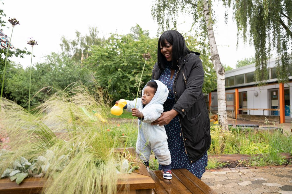 Zumba, Walk, Lunch at Brockwell Greenhouses : for families with new babies